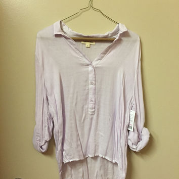Cloth + Stone Blouse (Anthropologie)