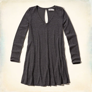 Cozy Swing Dress