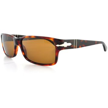 KUYOU Persol 2803S 24/57 Rectangular Polarized Sunglasses