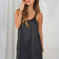 Bianca Silk Slip Dress