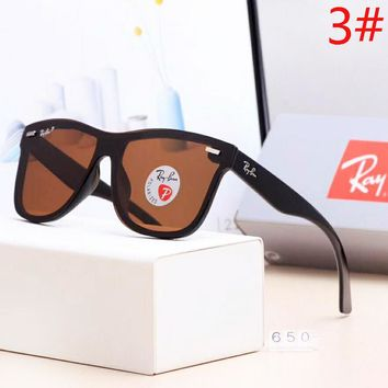 Ran Ban Fashion New Polarized Women Men Sunscreen Glasses Eyeglasses
