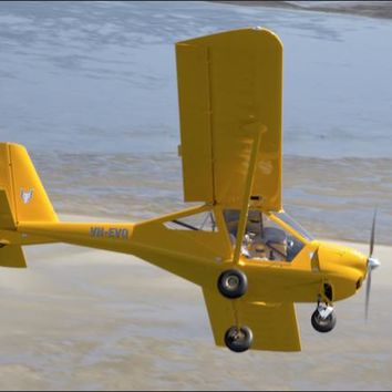 Aircraft for Sale, Recreational Aircraft, Ultralight Aircraft, Light Sport Aircraft (LSA) - Foxbat Australia