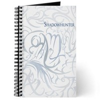 Shadowhunter Journal by McLaughlinWatercolor