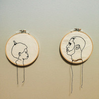 DRAKE nothing was the same album art embroidery set
