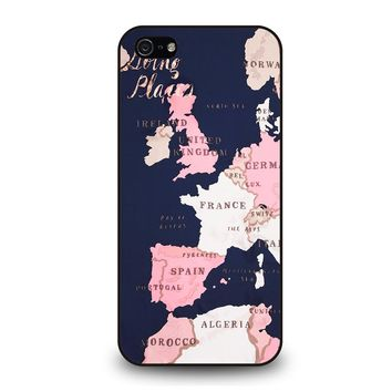 KATE SPADE GOING PLACES iPhone 5 / 5S / SE Case