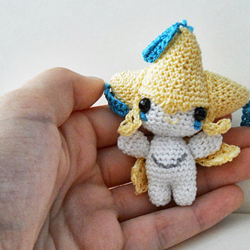 Jirachi doll PRE-ORDER x Legendary Pokemon Mini Amigurumi
