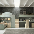 Loft bedroom set for boys/girls NEW WORLD N16 New World Collection by Scandola Mobili