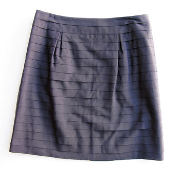 Anthropologie Leifsdottir Tiered Skirt 4