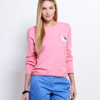 Women's Tees: Long Sleeve Sailing Tee for Women – Vineyard Vines