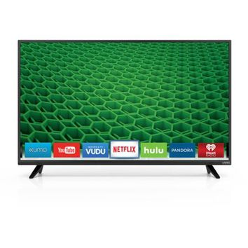 "VIZIO D48-D0 48"" 1080p 120Hz Full Array LED Smart HDTV - Walmart.com"