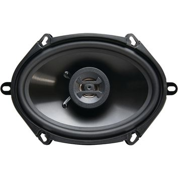 "Hifonics Zeus Series Coaxial 4ohm Speakers (5"" X 7"" And 6"" X 8"" 2 Way 250 Watts Max)"