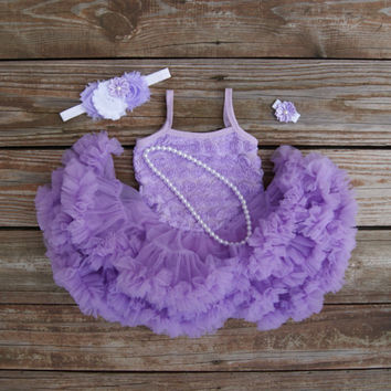 Petti skirt. Baby pettiskirt.  Tutu dress. Lace petti. Baby girl first birthday outfit. Birthday tutu. Cake smash outfit. 2nd birthday