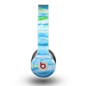 The Abstract Oil Painting Lines Skin for the Beats by Dre Original Solo-Solo HD Headphones