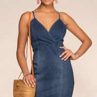 Rhett Denim Dress