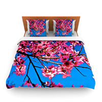 "Maynard Logan ""Flowers"" Lightweight Duvet Cover"