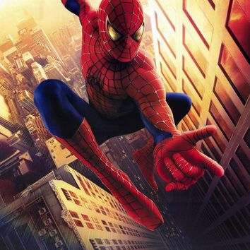 Spider-Man 27x40 Movie Poster (2002)