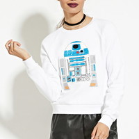Star Wars R2-D2 Graphic Pullover