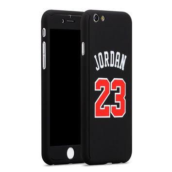 Nba Sports Basketball Star Full Body Protector Case Cover for iPhone 6/6s Michael Jord