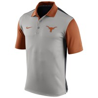 Nike Texas Longhorns Preseason Dri-FIT Performance Polo