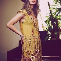 Free People Womens Magic Garden Party Dress
