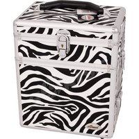 White Zebra, High Quality Makeup Case [Kitchen]
