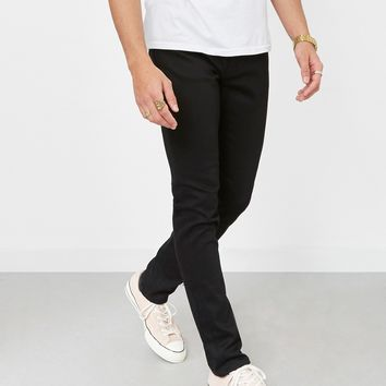 Nudie Jeans Co Lean Dean Dry Ever Jeans Black