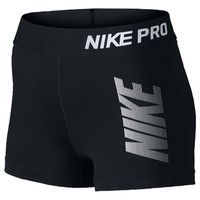 "Nike Pro Cool 3"" Compression Shorts - Women's at Foot Locker"