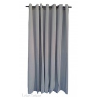 18 feet High Grommet Top Velvet Curtains | Extra High Drapes