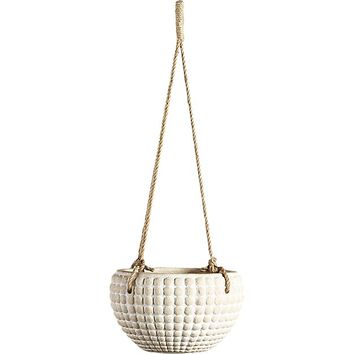 zola medium hanging planter