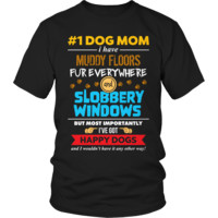 Limited Edition - # 1 Dog Mom