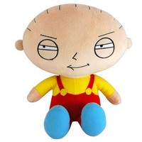 Family Guy Small Plush with Sound - Stewie