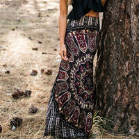 Stylish Print Skirt Shaped Sexy Hot Sale Prom Dress [6044832577]