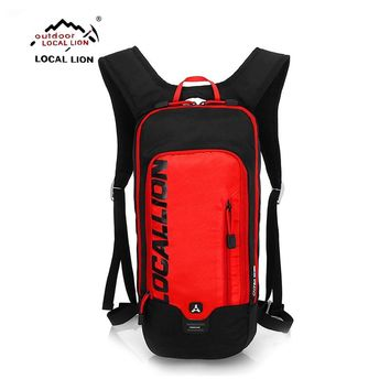 LOCALLION Profession Riding Backpack Bicycle Rucksack and 1L water bag TPU Bladder Hydration Cycle Bag ride bag cycle backpack