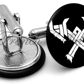 League Legends Winter Claw Cufflinks