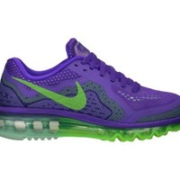 Nike Air Max 2014 Women's Running Shoes - Hyper Grape