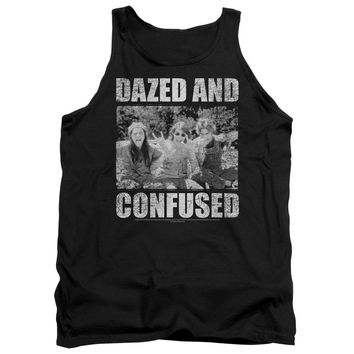 Dazed And Confused - Rock On Adult Tank