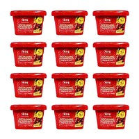Free Shipping | 12-Pack Haechandle Gochujang Very Hot Chile Paste, Made in Korea (1.1 lbs x 12)