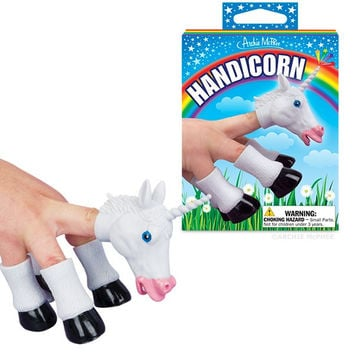 Magical Unicorn Finger Costume