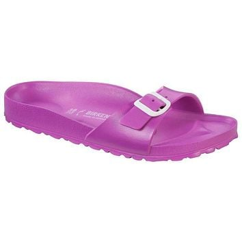 Best Online Sale Birkenstock Madrid Essentials Eva Pink 128243 Sandals
