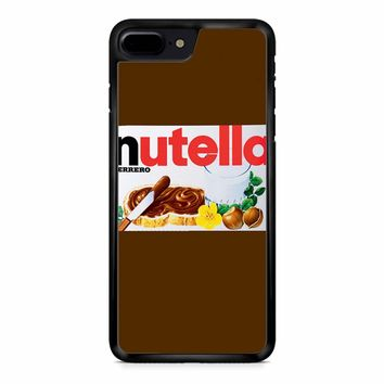 Nutella Bottle iPhone 8 Plus Case
