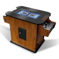 Xtension Classic Arcade Cocktail Machine with USB Controls