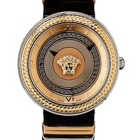 Versace - V- Metal Icon Bi- Color