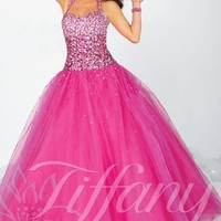 Tiffany 61106 at Prom Dress Shop