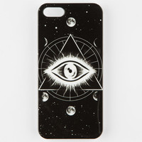 Celestial Eye Iphone 5/5S Case Black One Size For Men 25184510001