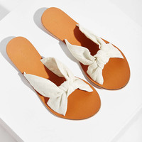 Cooperative Ayana Knotted Slide Sandal - Urban Outfitters