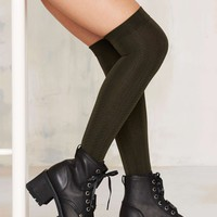 UNIF Dedi Leather Boot