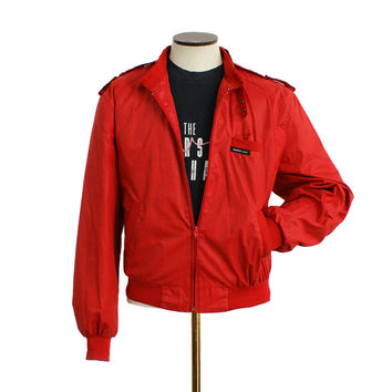 I liked this design on #Fab. '80s Red Members Only Jacket