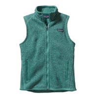 Patagonia Women's Better Sweater® Fleece Vest | Beryl Green