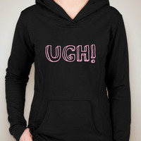 "The 1975 ""UGH!"" Unisex Adult Hoodie Sweatshirt"