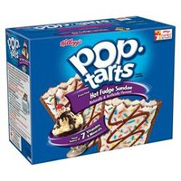 Kellogg's® Pop-Tarts® Frosted Hot Fudge Sundae Pastries - 12ct
